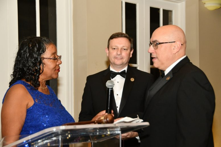 Dade County Medical Association makes history with installation of first Neurologist president