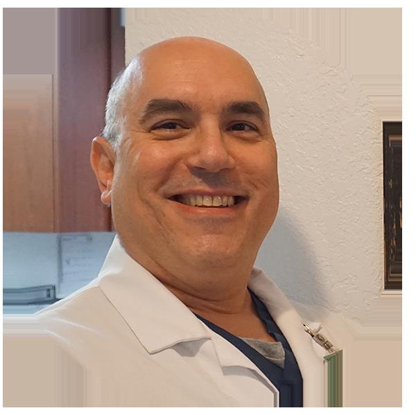Meet Dr. Mesa